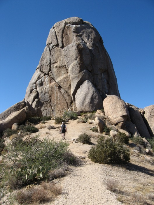 Why fight over Piestewa or C-back when you have SO many options? This is Tom's Thumb. Page 241 in Take a Hike Phoenix.