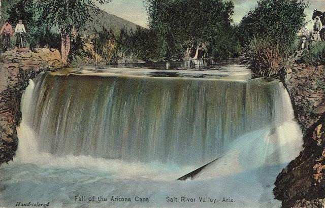 Arizona Falls c.1900